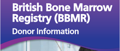 I'm a match - British Bone Marrow Registry - NHS Blood and