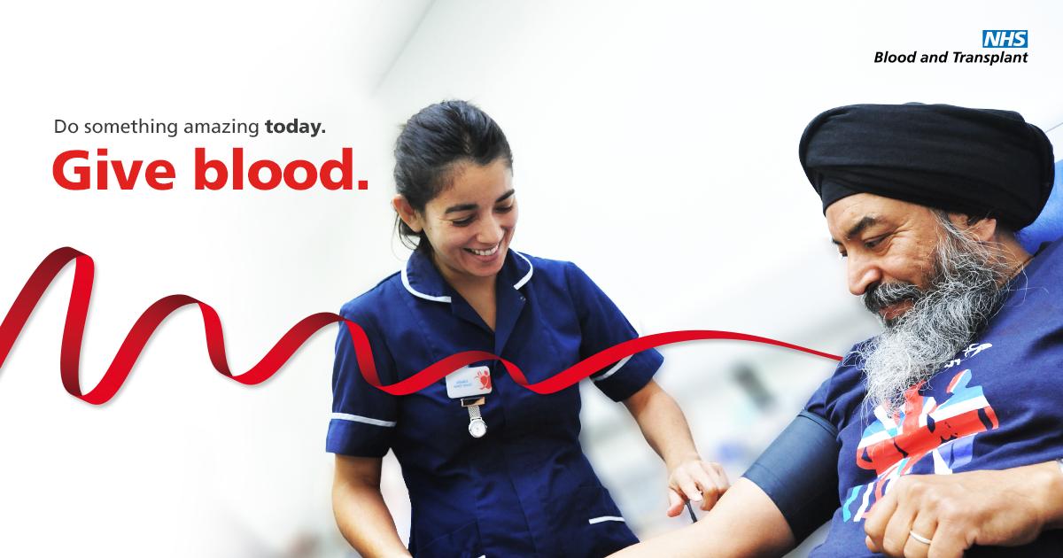 Donate Blood Edgware