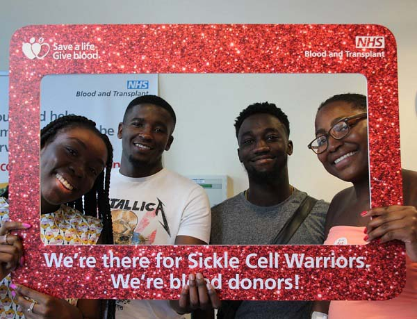 Sickle Cell Warriors