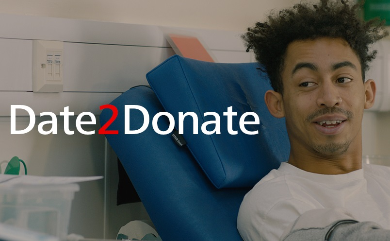 Jordan Stevens of Rizzle Kicks donates blood