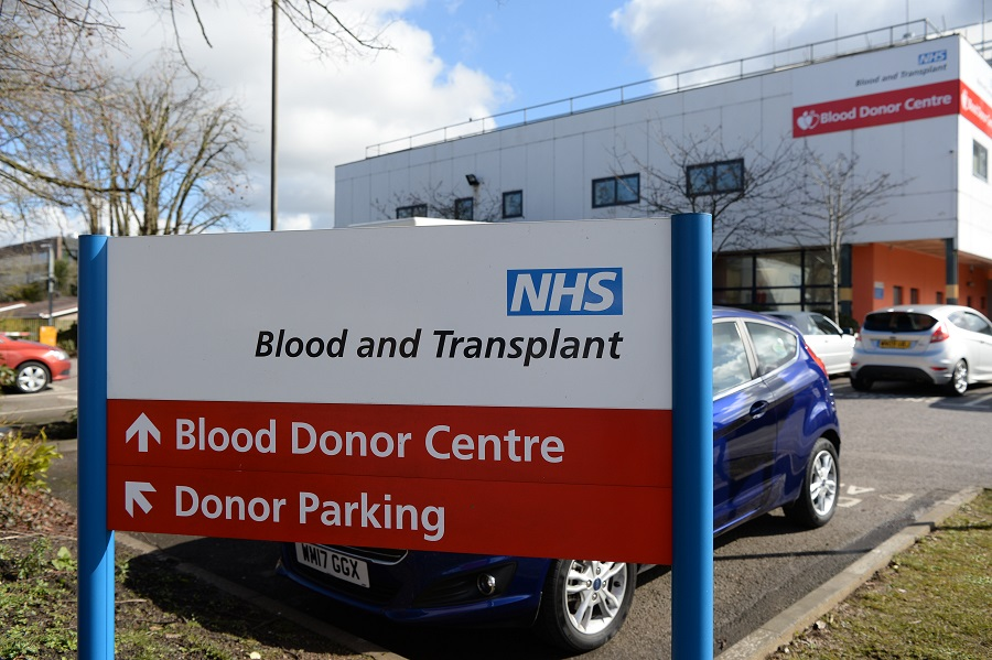Bristol Donor Centre