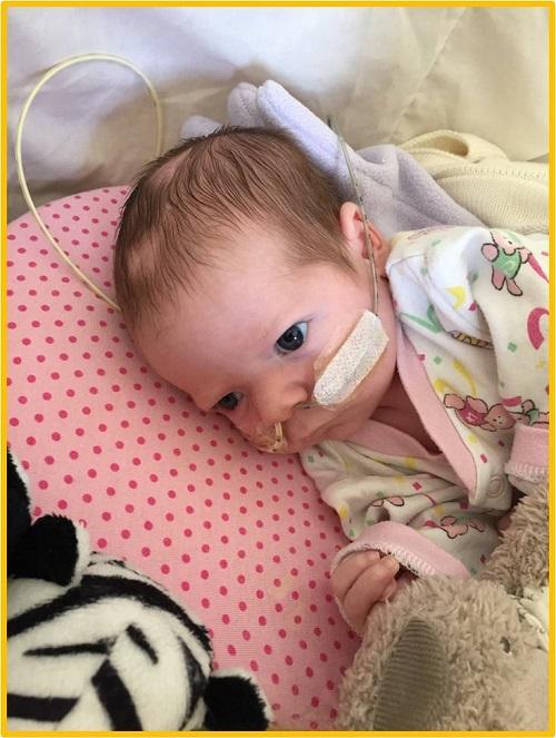 Baby Emily Ridgwell