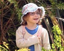 Four-year-old Edie