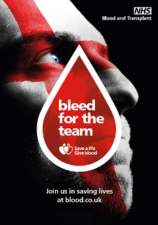 Bleed for the team poster 2