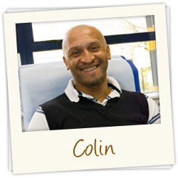 Platelets donor, Colin shares his story