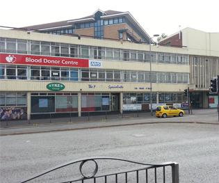 Leicester Donor Centre