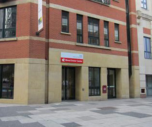 Manchester Norfolk House Blood Donor Centre