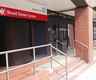 Sheffield Blood Donor Centre