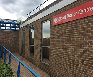 Southampton Blood Donor Centre