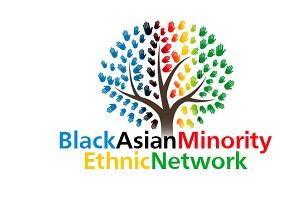 BAME network logo