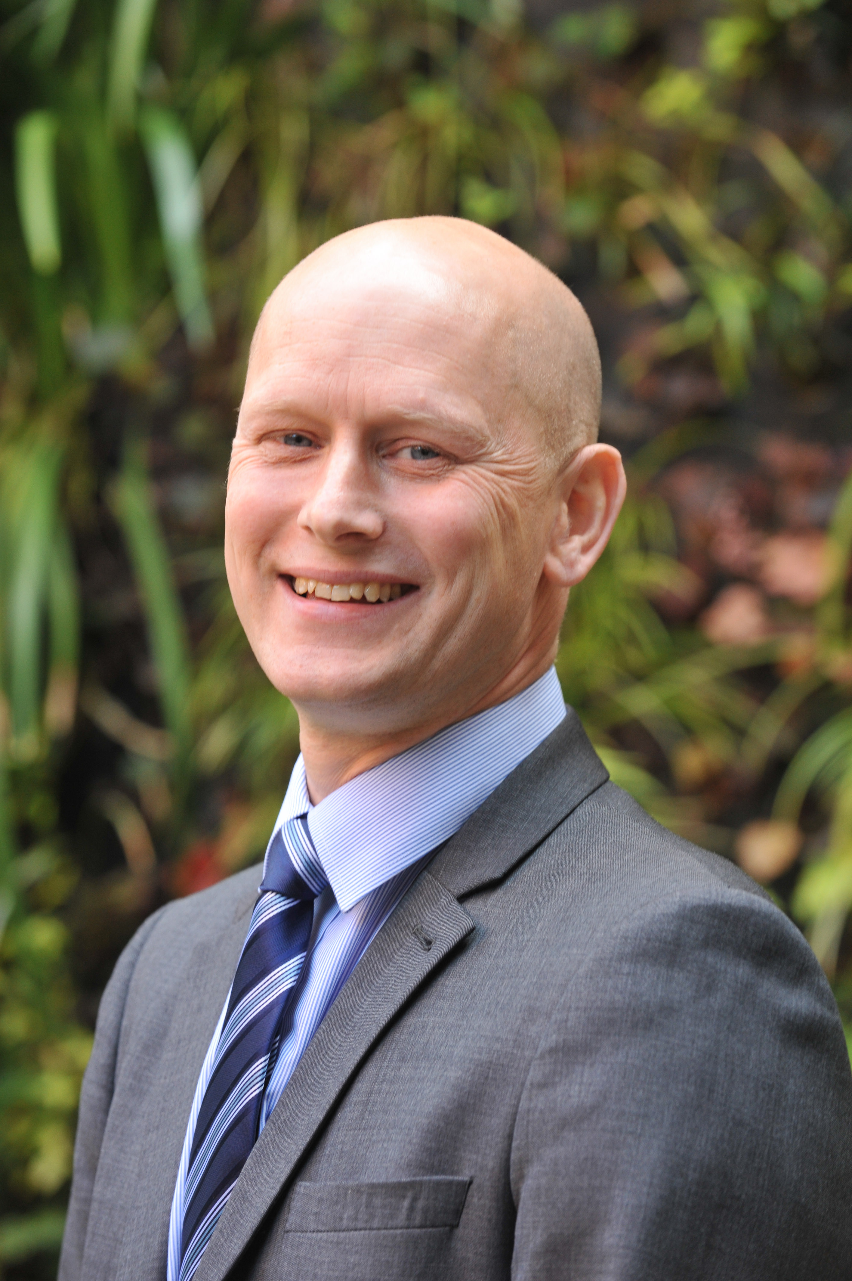 Dr Nick Watkins, Assistant Director of Research and Development