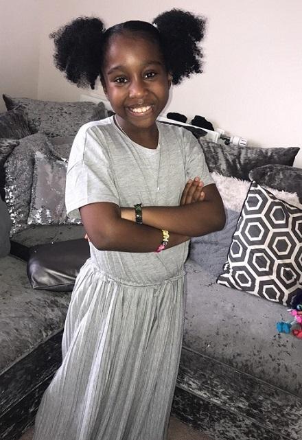 Shaylah in 2018