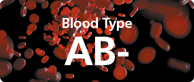 AB negative blood type - NHS Blood Donation