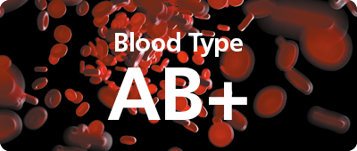 AB positive blood type - NHS Blood Donation