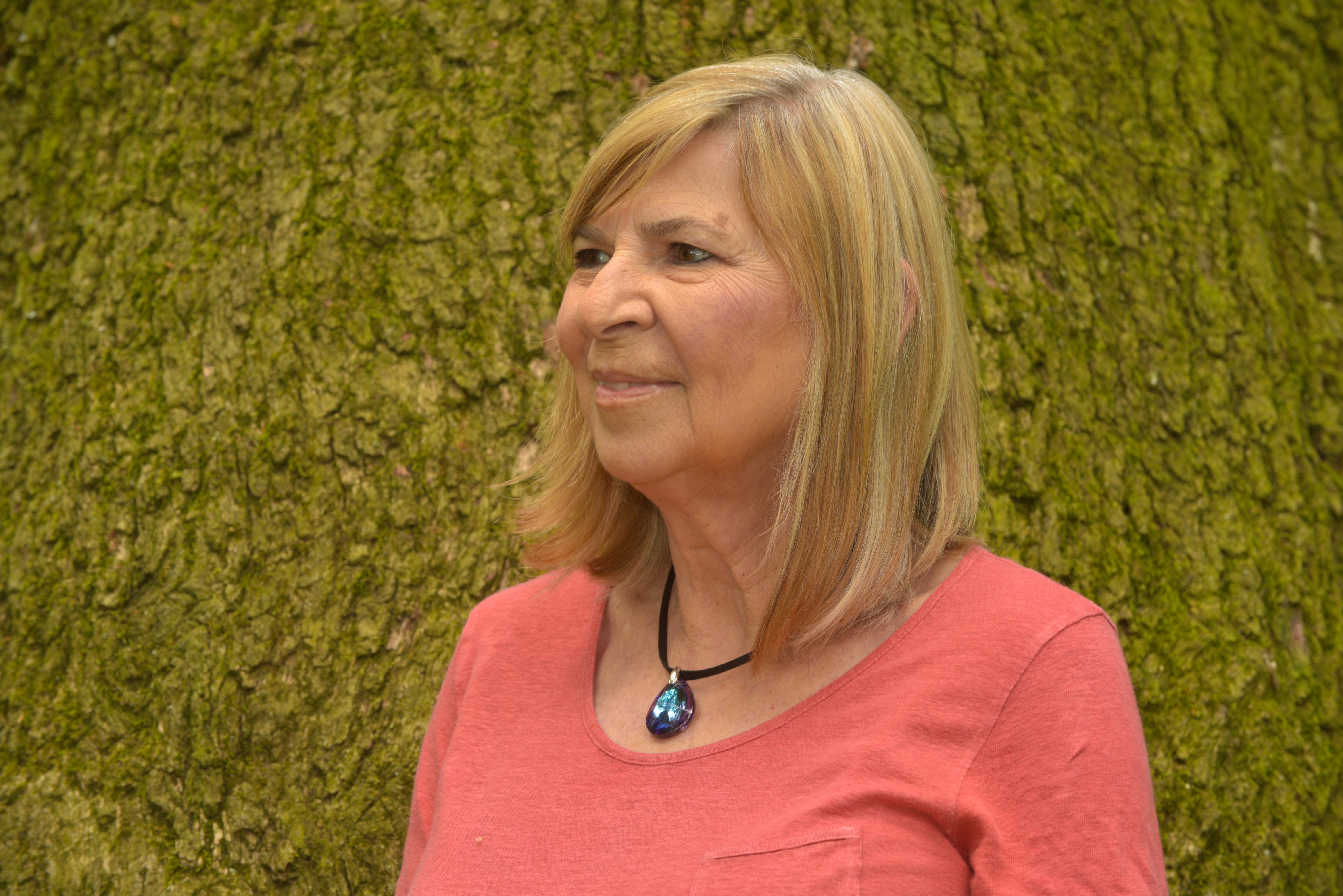 Mary Wilson Matthews at Bushy Park, London
