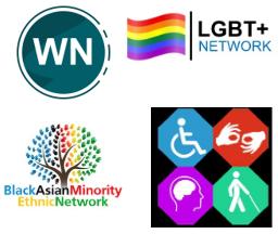Staff network logos