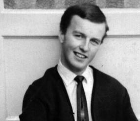 Peter Hearne in 1966