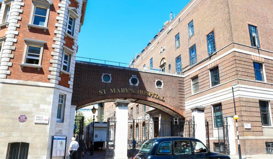St, Mary's Hospital, London