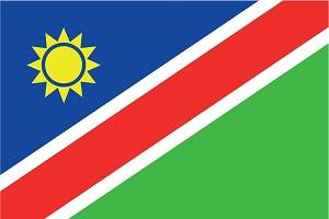 Namibian flag