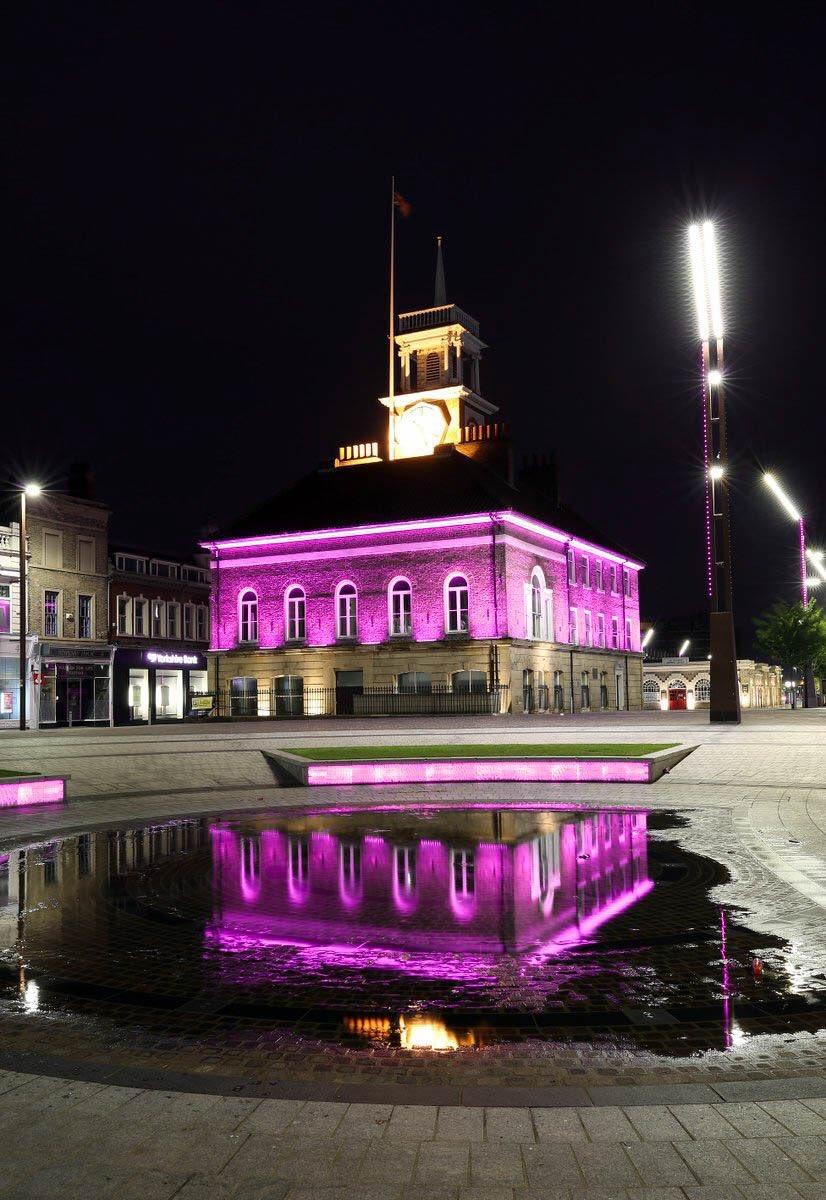 Stockton Town Hall