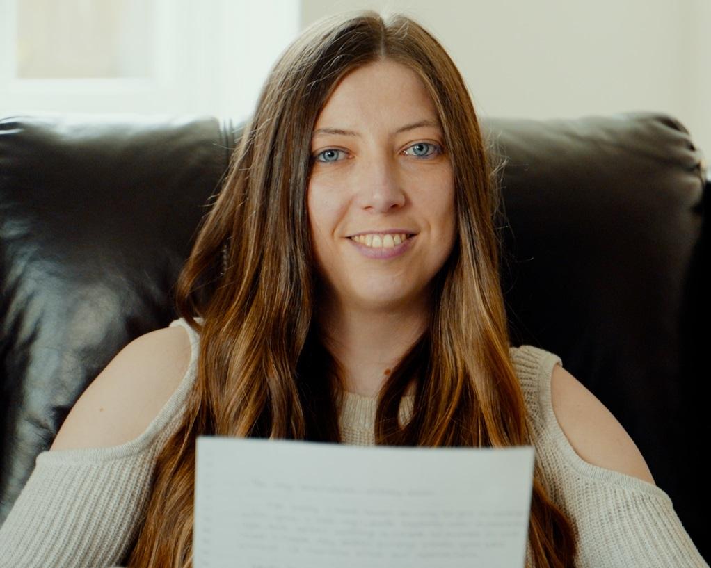 Jess Carr, recipient