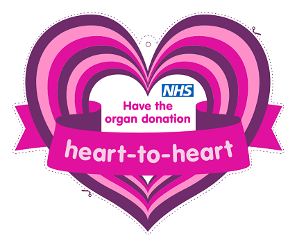 Heart to heart display