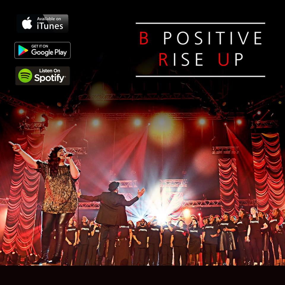 B Positive Rise Up - download image