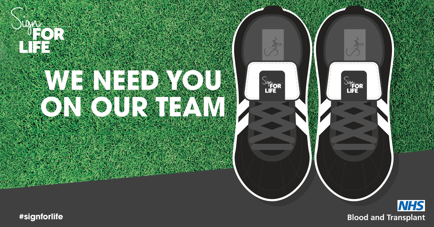 We need you on our team Twitter image