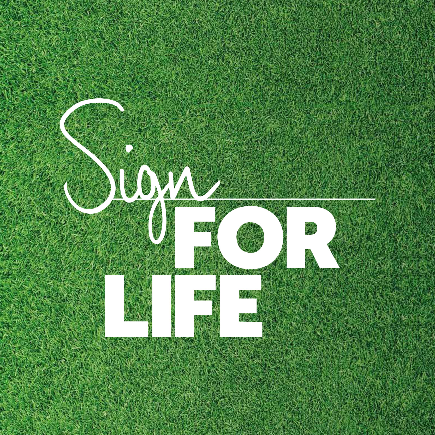 Sign for life Twitter profile image