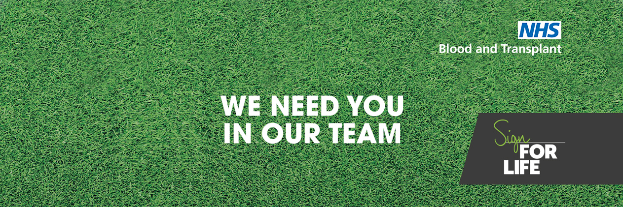 We need you in our team Twitter header