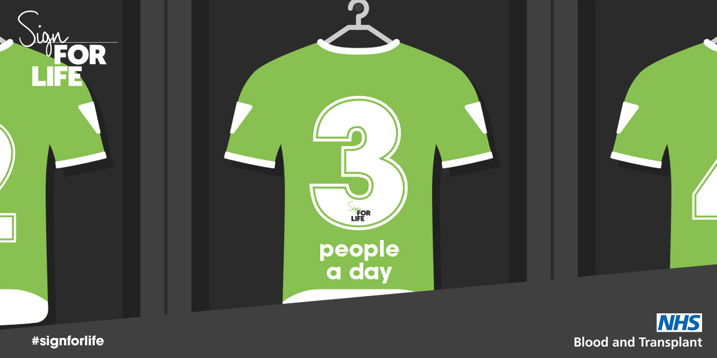 3 people a day Facebook image