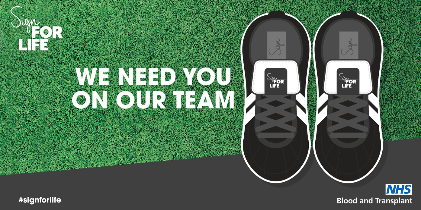 We need you on our team Facebook image