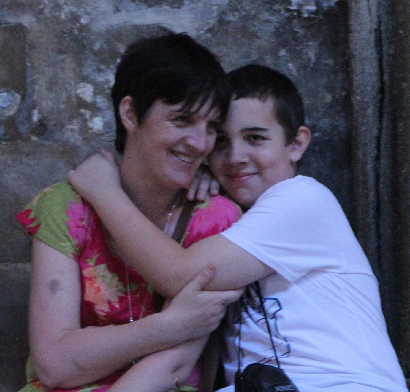 Ben and Karen Glean