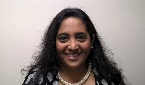 Dr Arthi Anand, Laboratory Operations Manager
