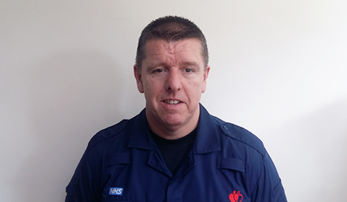 Dominic McShane, Transport Driver