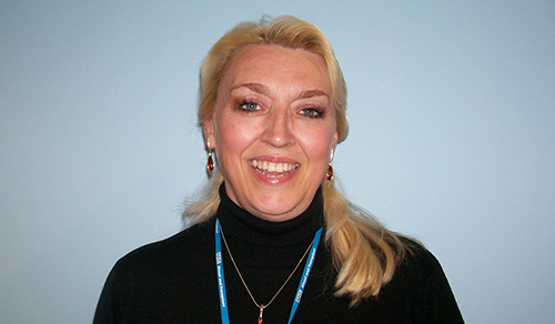 Donna Hodson, National IT Projects Manager
