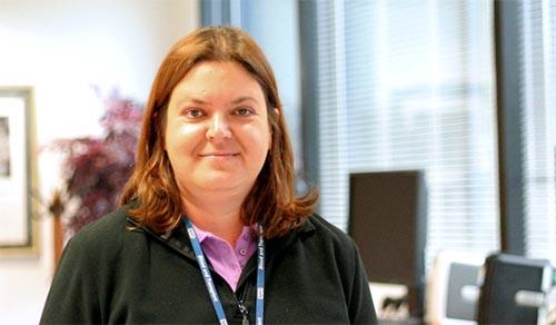 Michelle Darcy, Customer Support Analyst